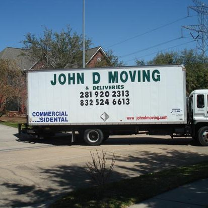 Movers League City And Clear Lake Tx