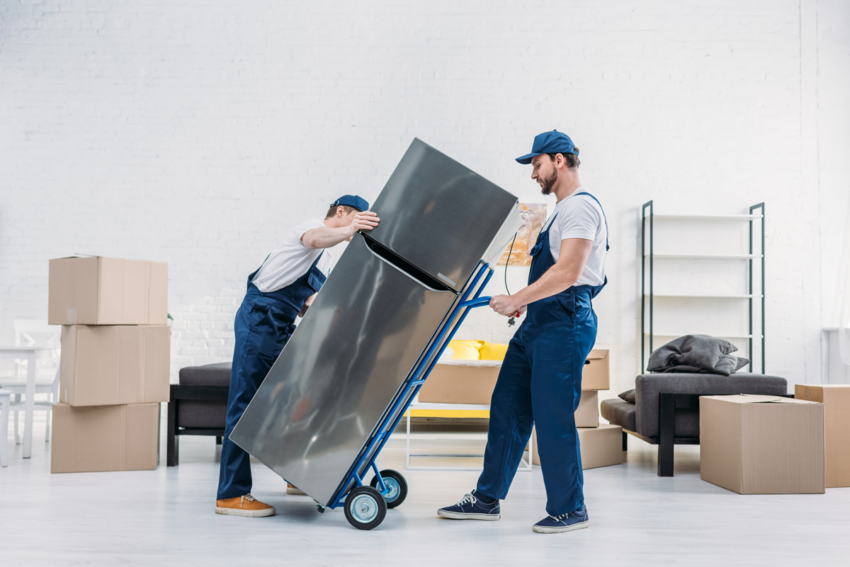 Third Party Moving Services