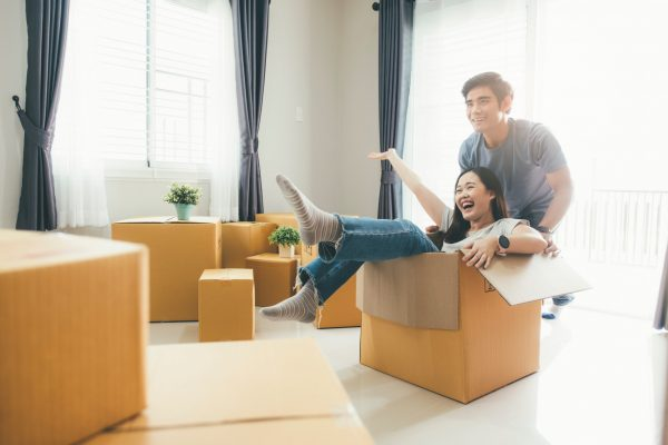 moving services in Houston