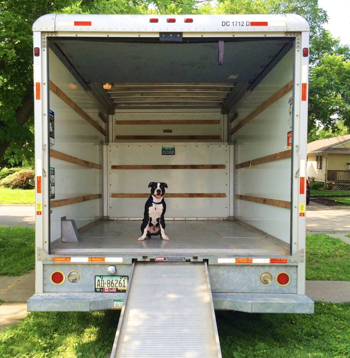 moving services to another country