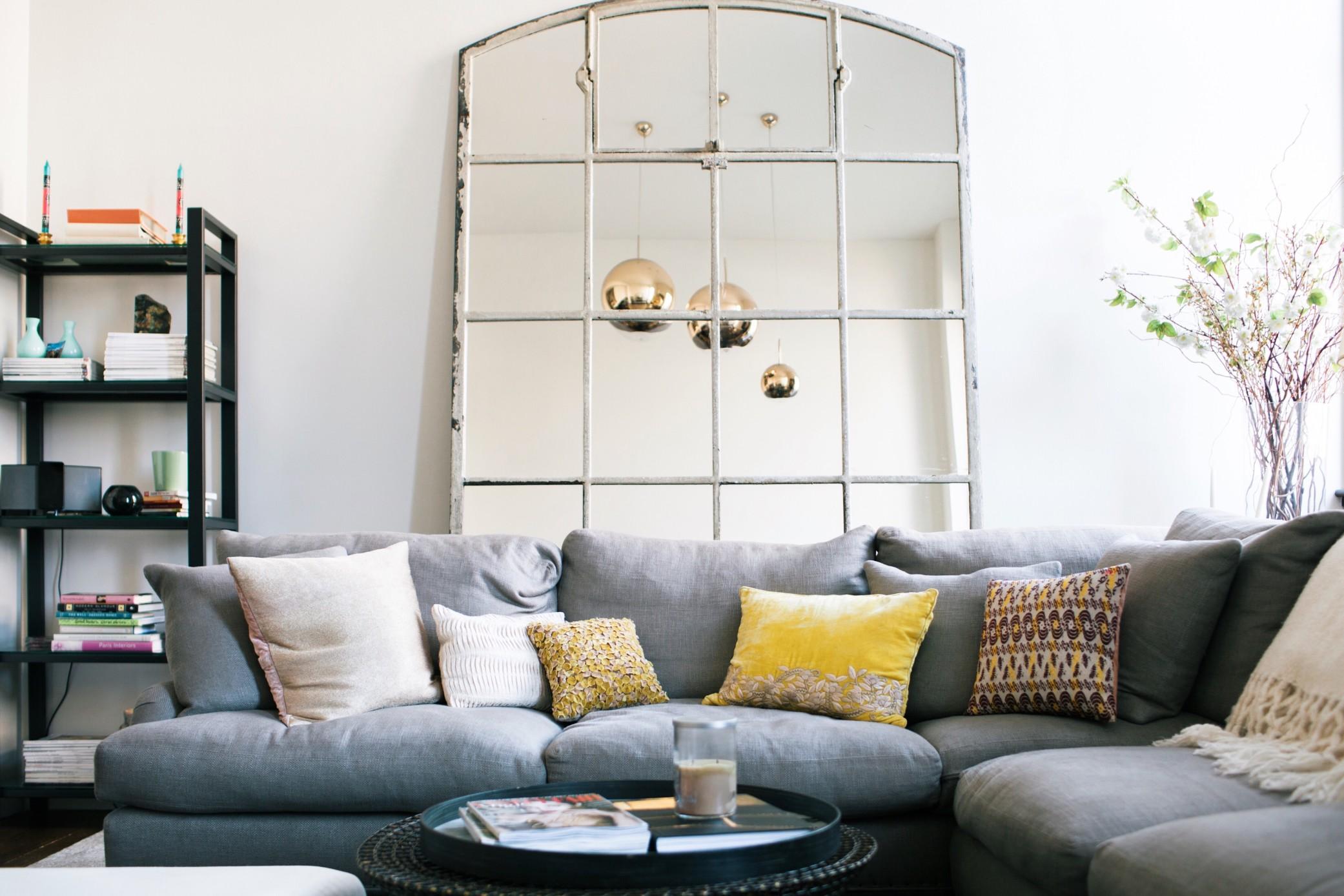 Organizing Living Room & Den